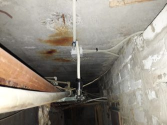 Проводка в подвале частного дома