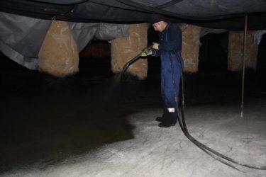 Жидкая резина для гидроизоляции подвала