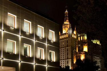 Подсветка зданий и фасадов