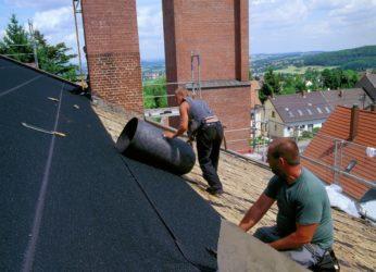 Рубероид для гидроизоляции крыши