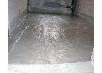 Гидроизоляция пола в гараже перед стяжкой