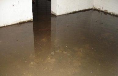 Затоплен подвал многоквартирного дома что делать?
