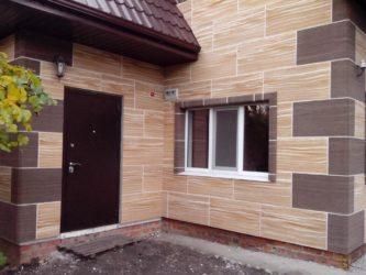 Какими материалами можно отделать фасад дома