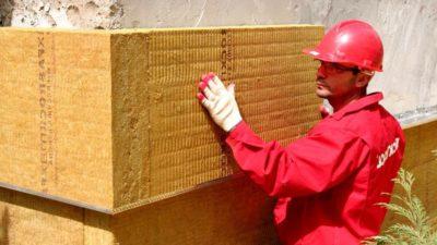 Новые технологии утепления фасадов