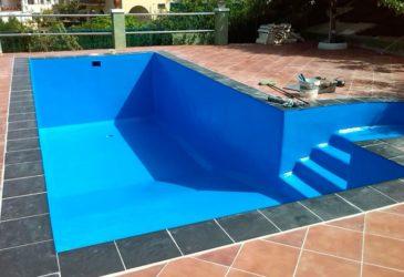 Гидроизоляция для бассейнов жидкая резина