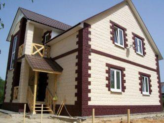 Чем лучше отделать фасад дома из газобетона?